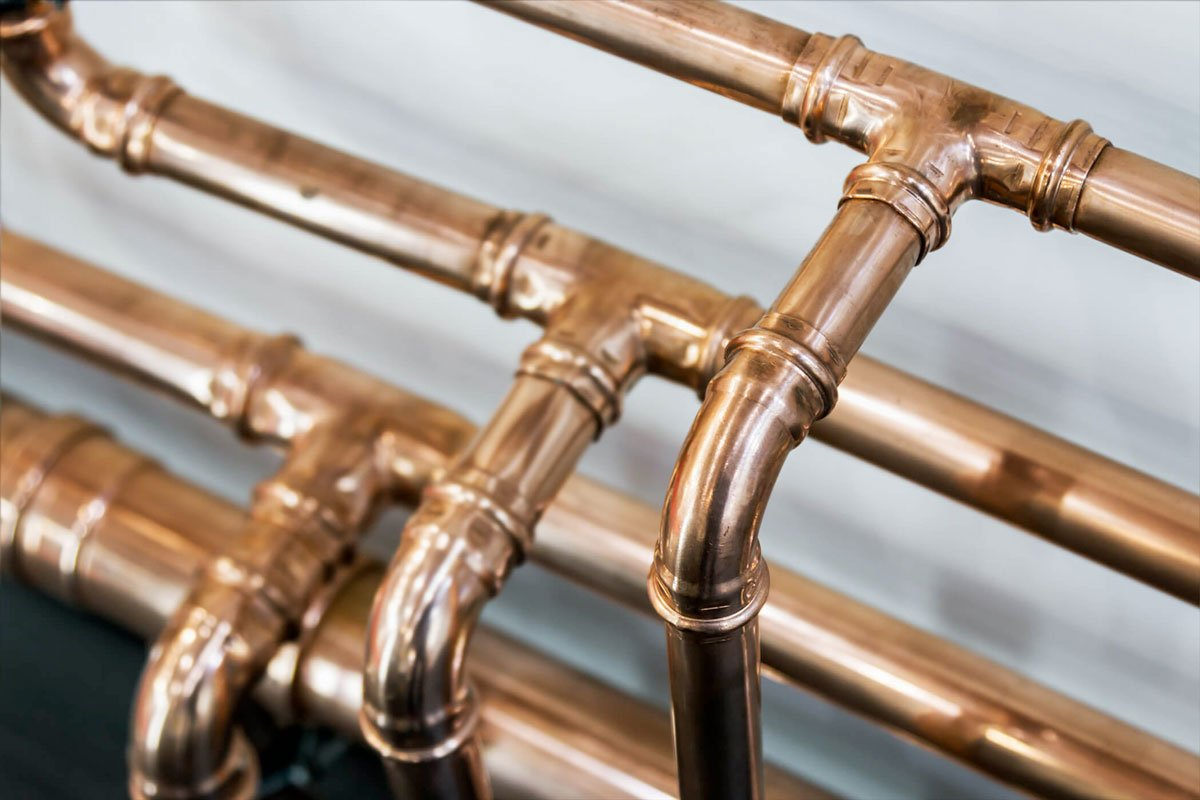 pex and copper repiping - Seale Plumbing